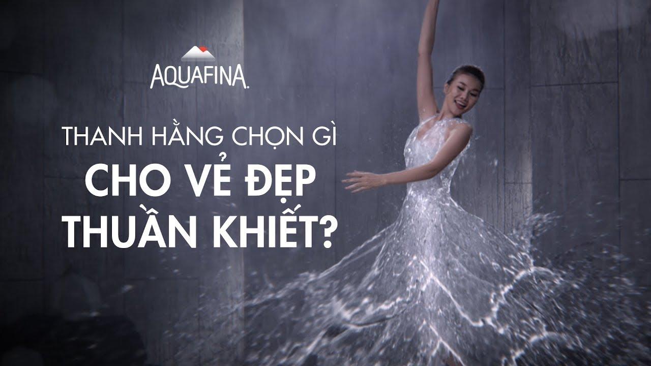 Thanh Hằng làm KOL cho aquafina