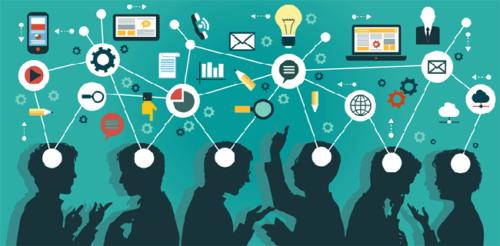 Tăng lượt tương tác của khách hàng với doanh nghiệp